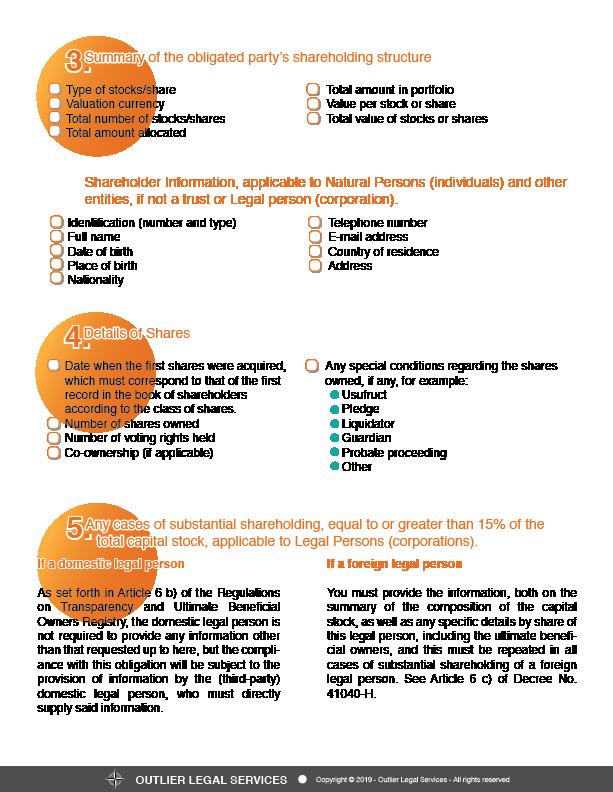 Registry of Transparency Final Beneficiaries ChecklistArtboard 3